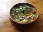 Shiitake Noodle Soup